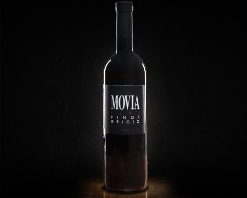 Movia sivi pinot grigio вино сухое белое, 0,75 л