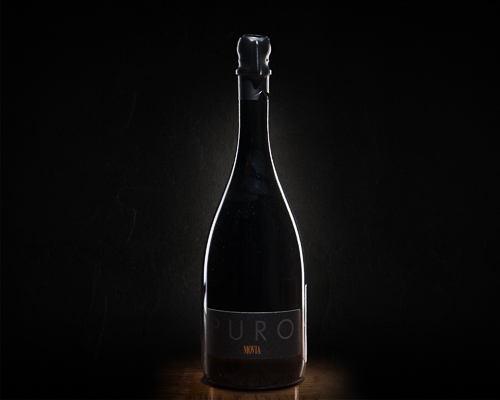 Movia puro вино игристое экстра брют белое, 0,75 л