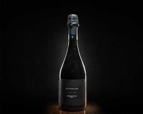 Novapalma prosecco вино сухое белое игристое, 0,75 л