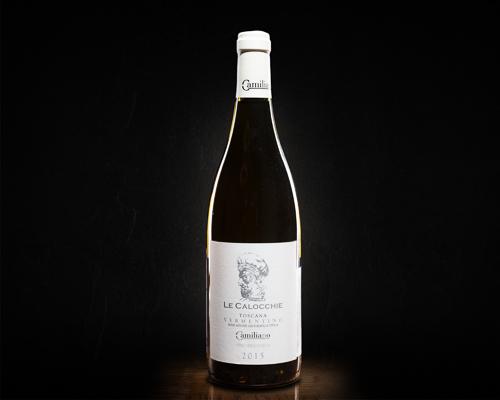 Camigliano le calocchie vermentino вино сухое белое, 0,75 л