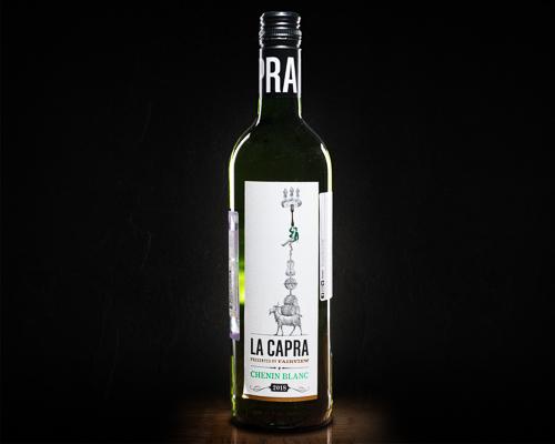 La capra chenin blanc вино сухое белое, 0,75 л