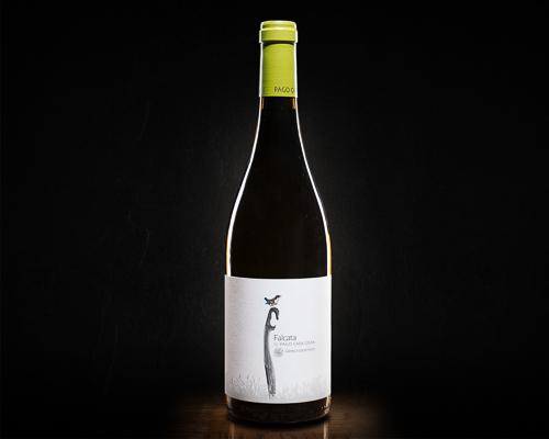 Valencia falcata pago casa gran вино полусухое белое, 0,75 л