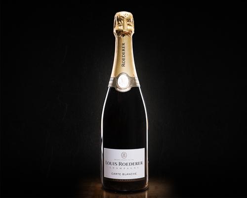 Louis roederer carte blanche вино шампанское белое полусухое, 0,75 л
