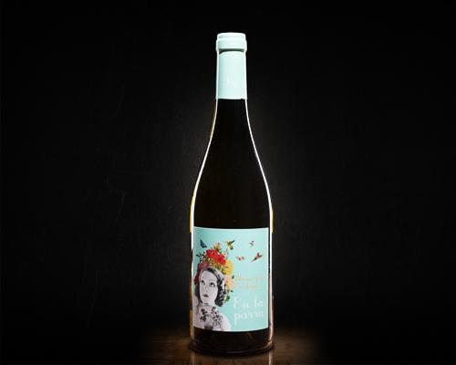En la parra blanco joven ecologico вино сухое белое, 0,75 л