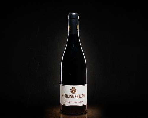 Kuhling-gillot spatburgunder trocken rheinhessen вино сухое красное, 0,75 л