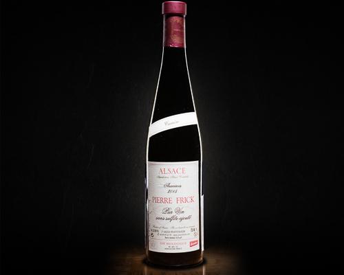 Pierre frick, auxerrois carriere вино полусухое белое, 0,75 л