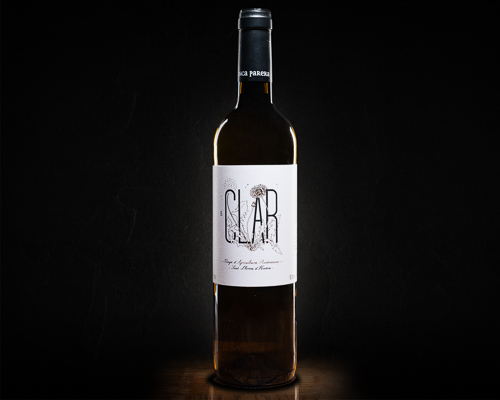 Penedes finca parera, el clar вино сухое белое, 0,75 л