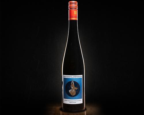 Battenfeld-spanier gruner sylvaner trocken вино сухое белое, 0,75 л