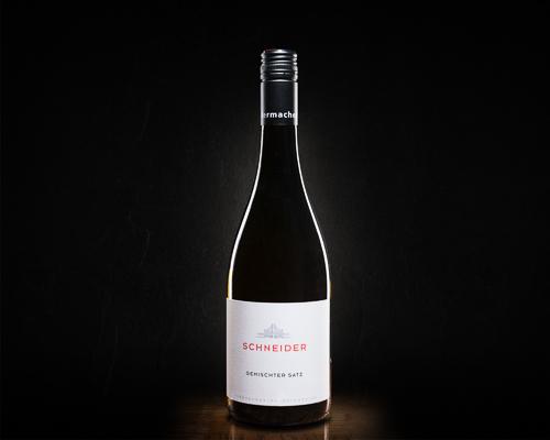 Schneider gemischter satz вино сухое белое, 0,75 л