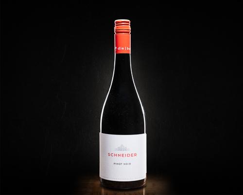 Schneider pinot noir вино сухое красное, 0,75 л