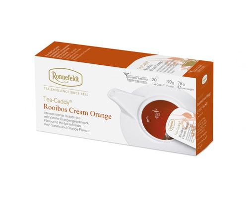 Чай ройбош апельсин-ваниль, пакетированный, 78 г