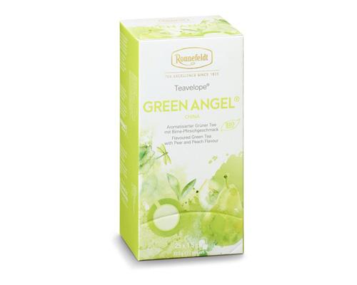 Чай зелёный Зелёный Ангел, пакетированный, 37,5 г