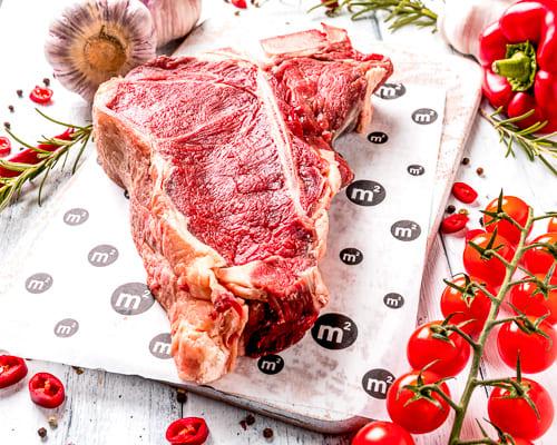Стейк Портерхаус из охлажденной говядины