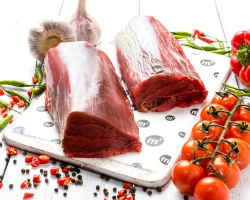 Филе Шатобриан из охлажденного мяса