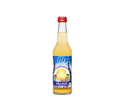 Лимонад с апельсиновым соком, 330 мл