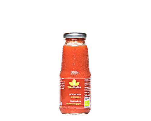 Сок томатный 200 мл
