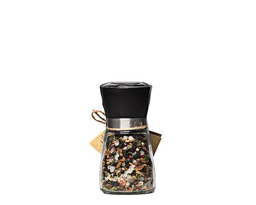 Соль гималайская с чесноком и травами, 140 г