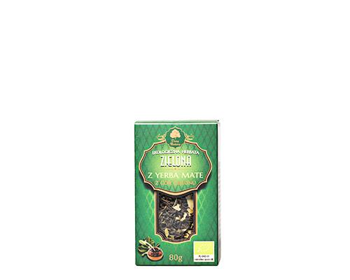 Чай зелёный с йерба мате, 80 г