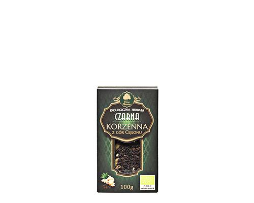 Чай чёрный пряный, 100 г