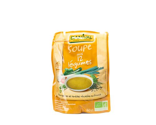 Суп из 12 овощей, 520 г