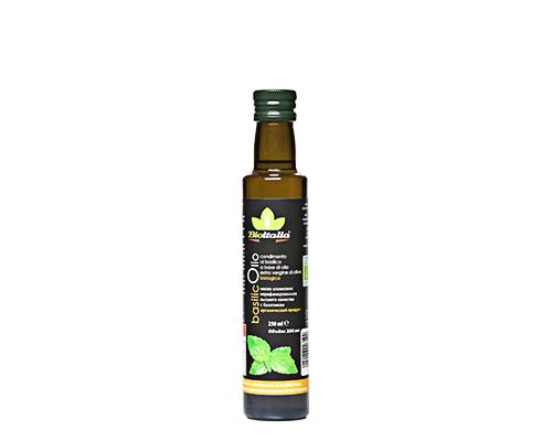 Масло оливковое с базиликом, 250 мл