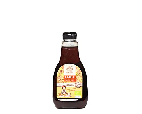 Сироп агавы со вкусом кленового сиропа, 660 г