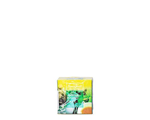 Чай зелёный с мятой, пакетированный, 15 г