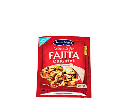 Приправа фахита для блюд мексиканской кухни, 28 г
