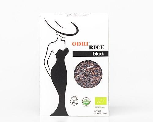 Рис чёрный длиннозерный, 500 г