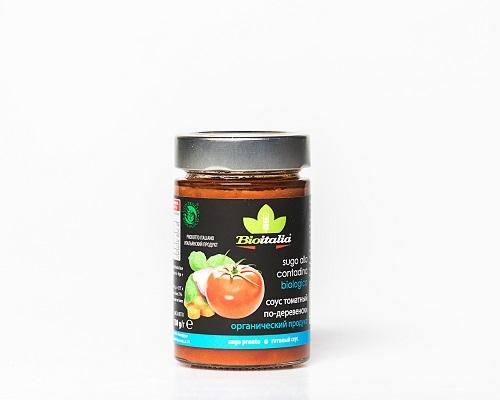 Соус томатный по-деревенски, 180 г