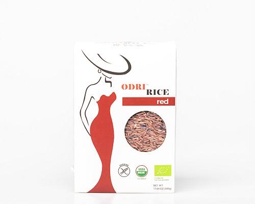 Рис красный длиннозерный, 500 г