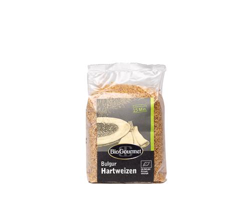 Крупа булгур цельнозерновой из твердой пшеницы, 500 г