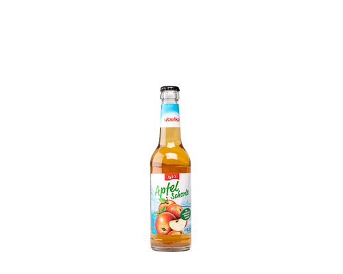 Лимонад яблочный шорле, 330 мл