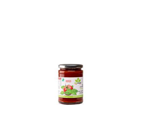 Соус томатный с базиликом, 350 г
