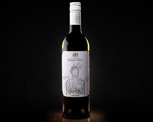 Marques de riscal sauvignon organic белое сухое, 0,75 л