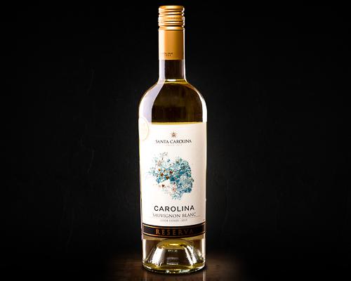 Carolina reserva sauvignon blanc белое сухое, 0,75 л