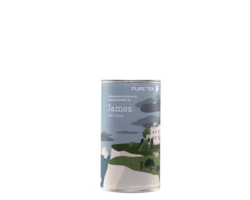 Чай чёрный Эрл Грей, 140 г