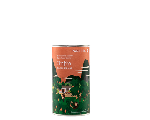 Чай зелёный манго, 150 г