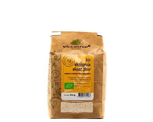 Мука пшеничная цельнозерновая жерновая, 800 г