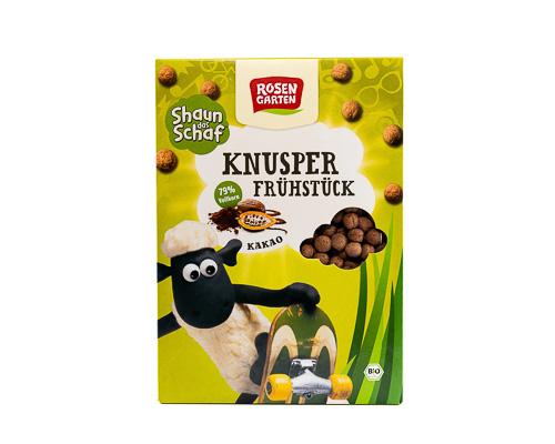 Шарики хрустящие с какао, 325 г