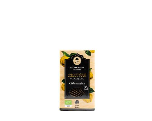 Чай черный с айвой, пакетированный, 50 г