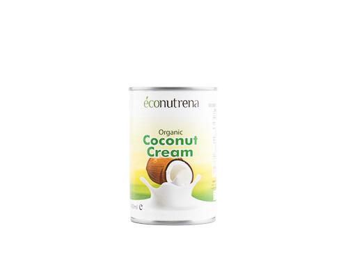 Сливки кокосовые 22%, 400 мл