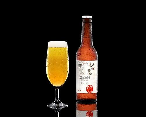 Пиво MJB Дзен янтарный лагер, 0,5 л