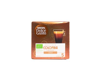 Кофе молотый в капсулах лунго, 12 порций