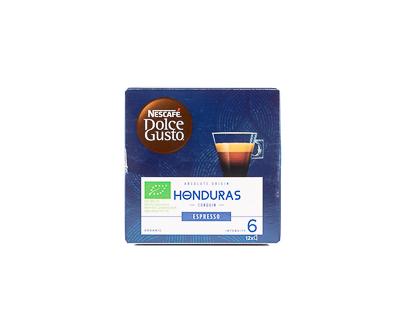 Кофе молотый в капсулах эспрессо, 12 порций
