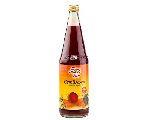 Сок овощной без сахара, 700 мл