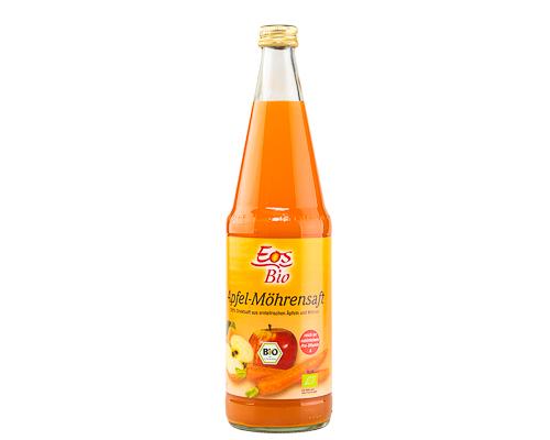 Сок яблочно-морковный без сахара, 700 мл