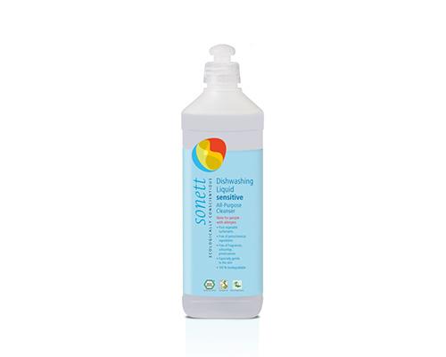 Средство для мытья посуды для чувствительной кожи, 500 мл
