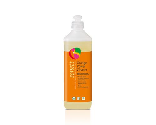 Средство для удаления жирных загрязнений с маслом апельсиновой корки, 500 мл