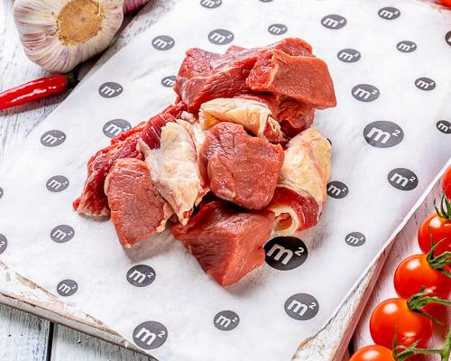Мясо телячье для котлет охлажденное
